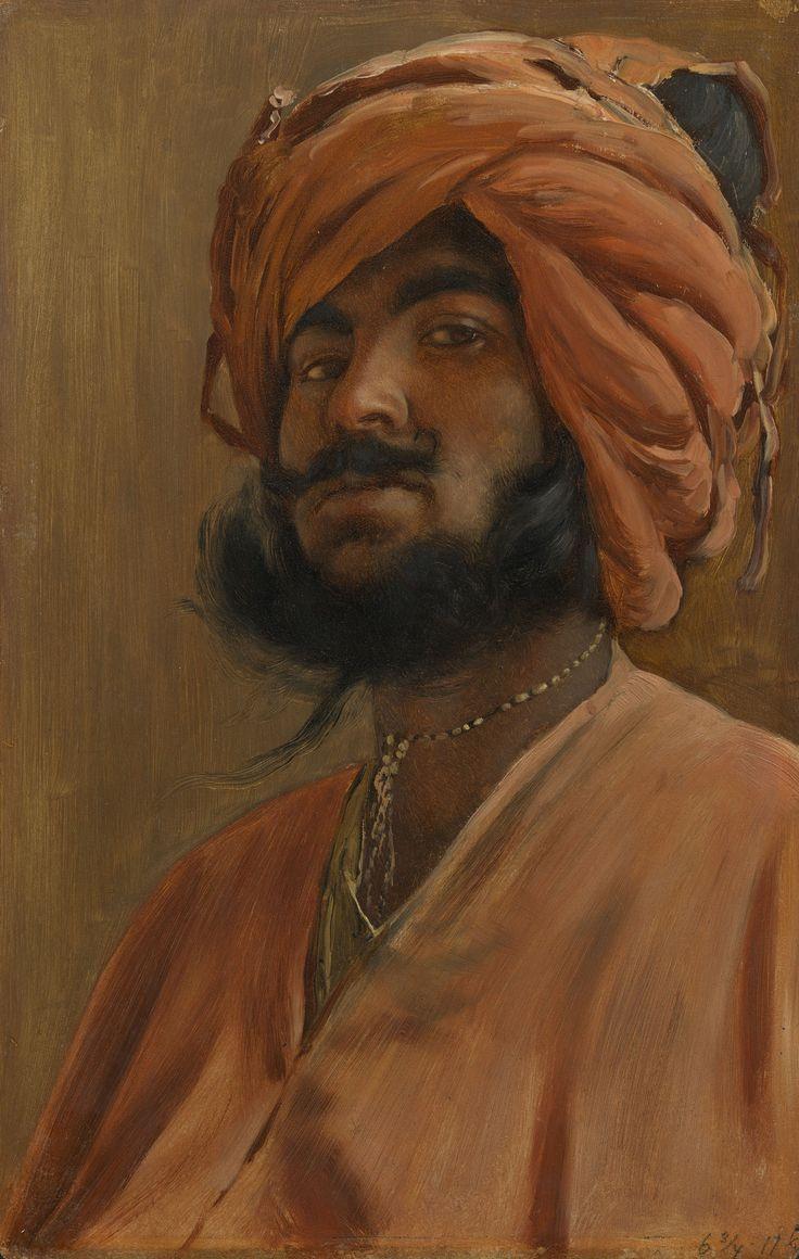 Sappi (1886-1888, Royal Collection Trust, Royaume-Uni) de Rudolf Swoboda (1859-1914)