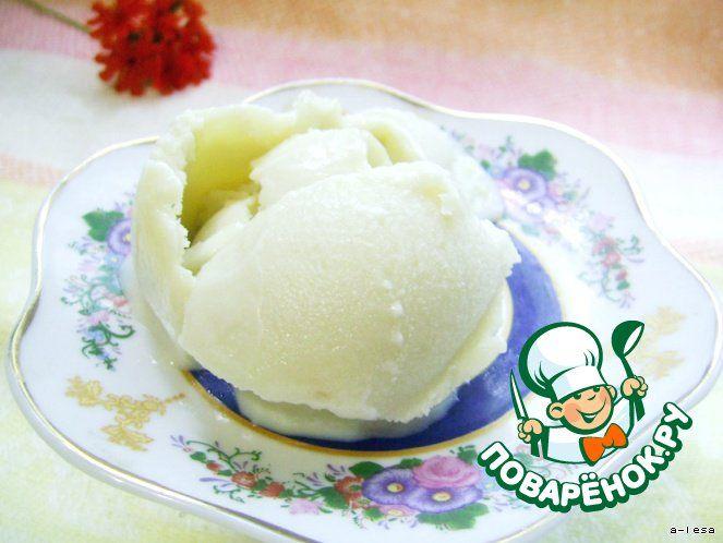"Мороженое а-ля ""Glasses"" - кулинарный рецепт"