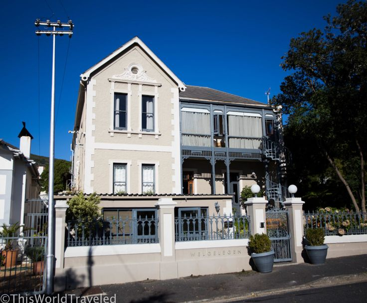 Welgelegen: A Charming Retreat in the Heart of Cape Town