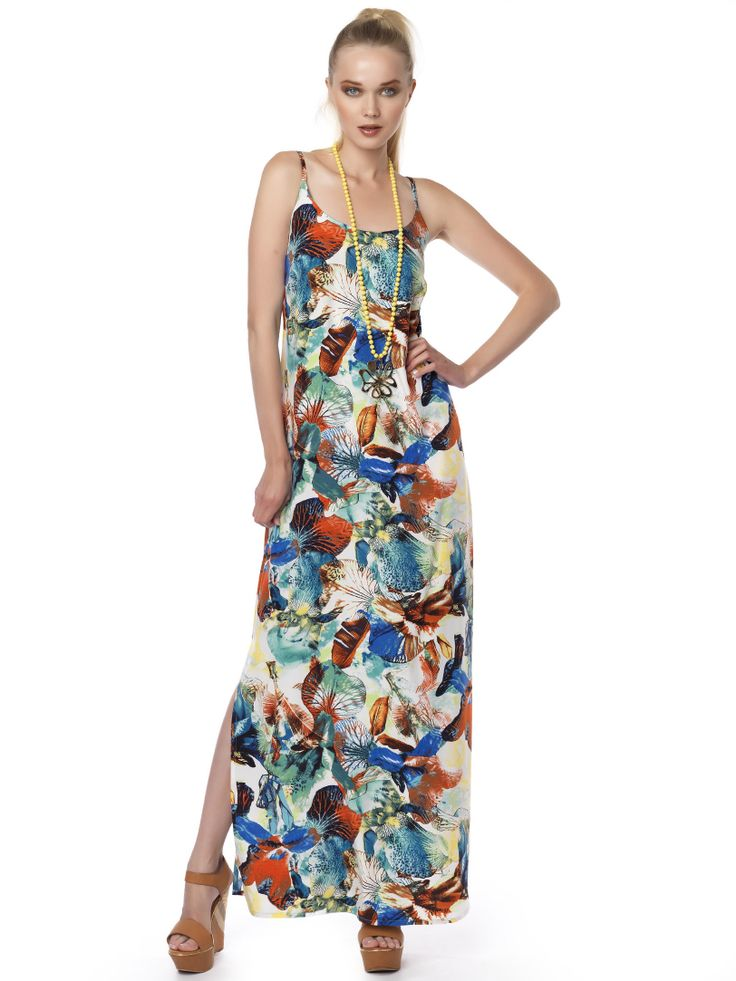 #blossom#maxi#dress