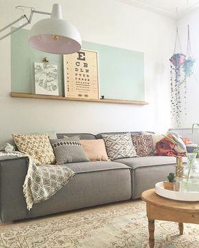 les 25 meilleures id es de la cat gorie tag re derri re le canap sur pinterest le table. Black Bedroom Furniture Sets. Home Design Ideas
