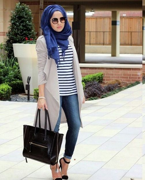 Hijab+ fashion