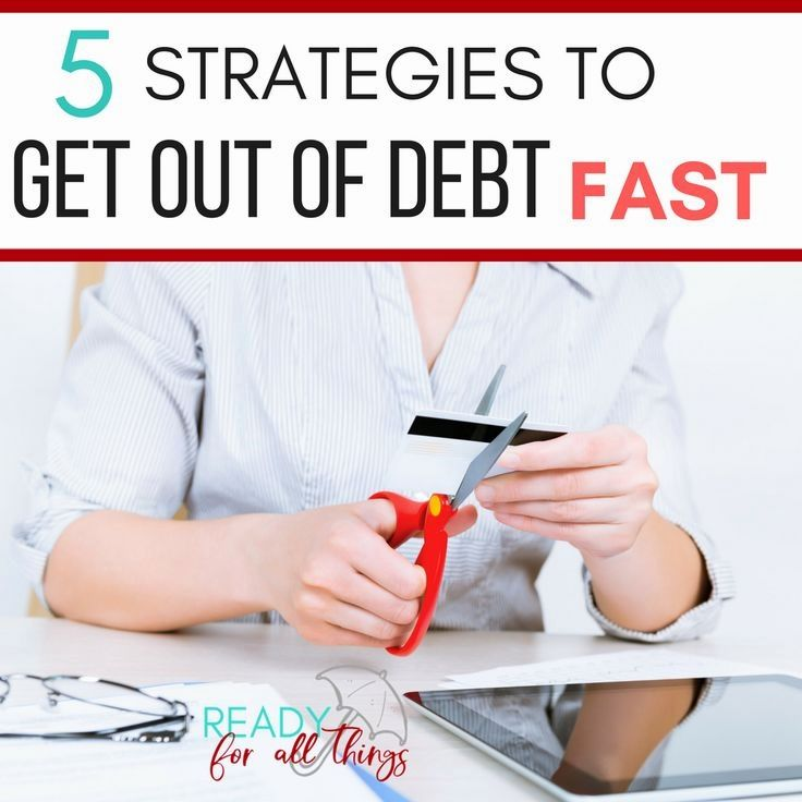 Get out of Debt Fast: 5 Repayment Strategies that Make it Easy