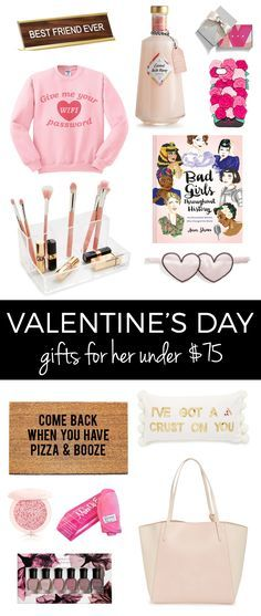 Valentine's Day Gifts For Her   Valentines Day Gift Ideas   Gifts For Her   Gifts For Her Under $75   Galentines Day Gift Ideas   Valentine's Day Presents   V-Day Gifts   Gifts For Your Best Friend