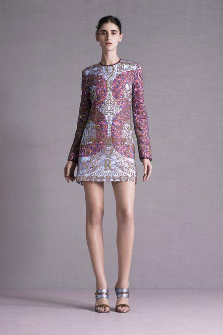 Travel Ready Resort Wear  Serafini Amelia  Mary Katrantzou   Resort 2015 Collection   Style.com