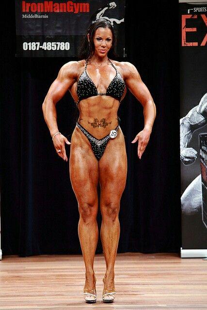 Maria Wattel. | In shape | Tall women, Fitness y Bodybuilding