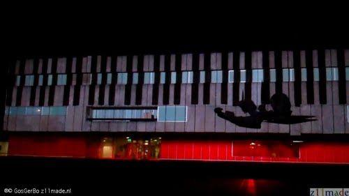 Glow festival Eindhoven Stadshuis