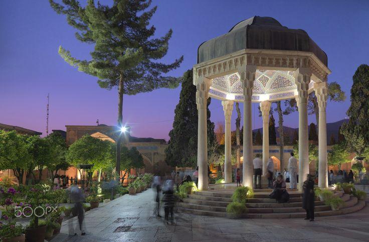 Magic Shiraz, Iran - null