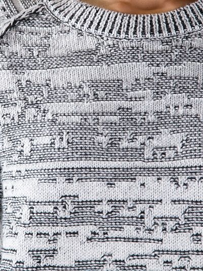 CHRISTIAN WIJNANTS - Kort sweater 10