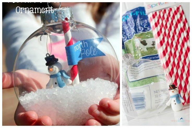 5 Globos de nieve caseros   Aprender manualidades es facilisimo.com