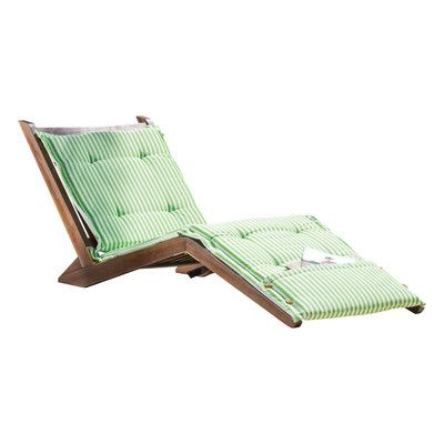 buy home loft concept granville chaise lounge with sage cushion