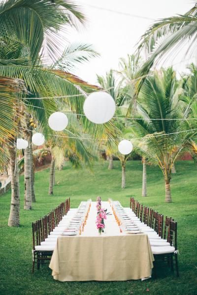 The Jungle And Ocean Collide At This Breathtaking Mexico Wedding Venue