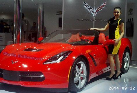 """Mobil Sport """"Corvette"""" hadir di Indonesia"""