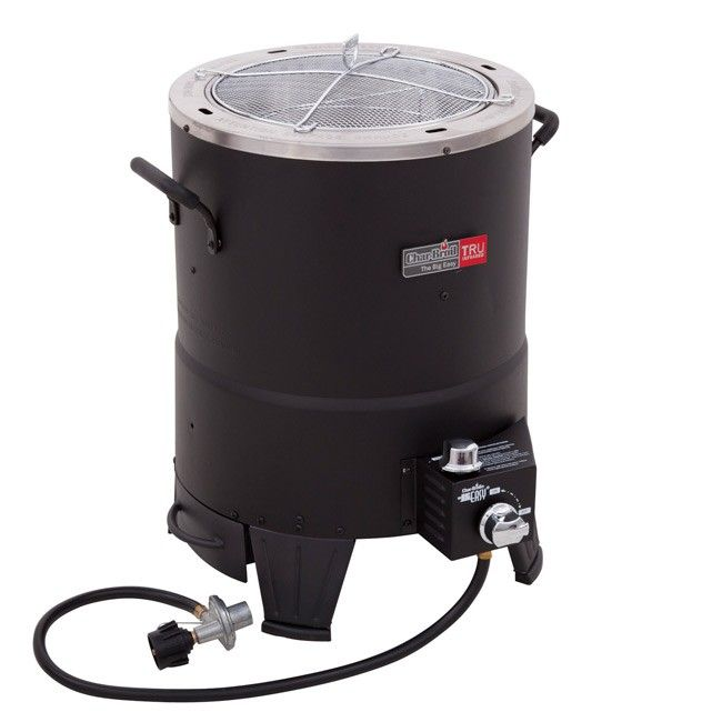 The Big Easy TRU-Infrared Oil-Less Turkey Fryer - for Stephen's dad