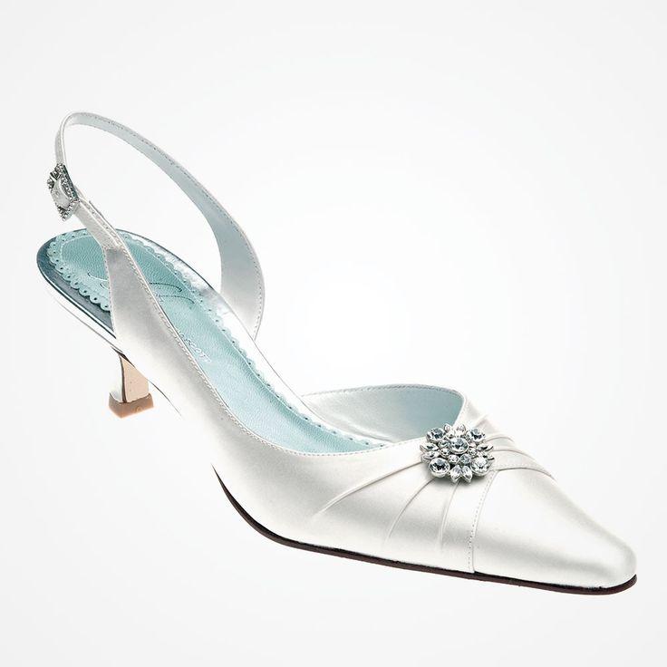 144 best bridal shoes images on pinterest bridal shoes for Comfortable wedding dress shoes