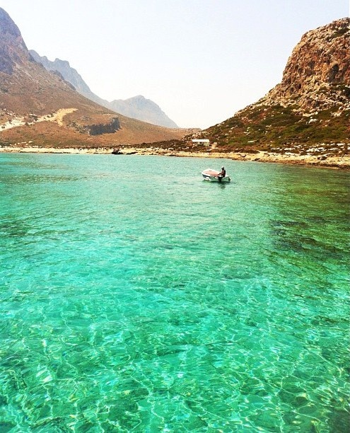 Balos -Chania-Crete-Greece (by iphone)
