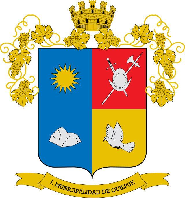 Escudo de la Ciudad de Quilpué