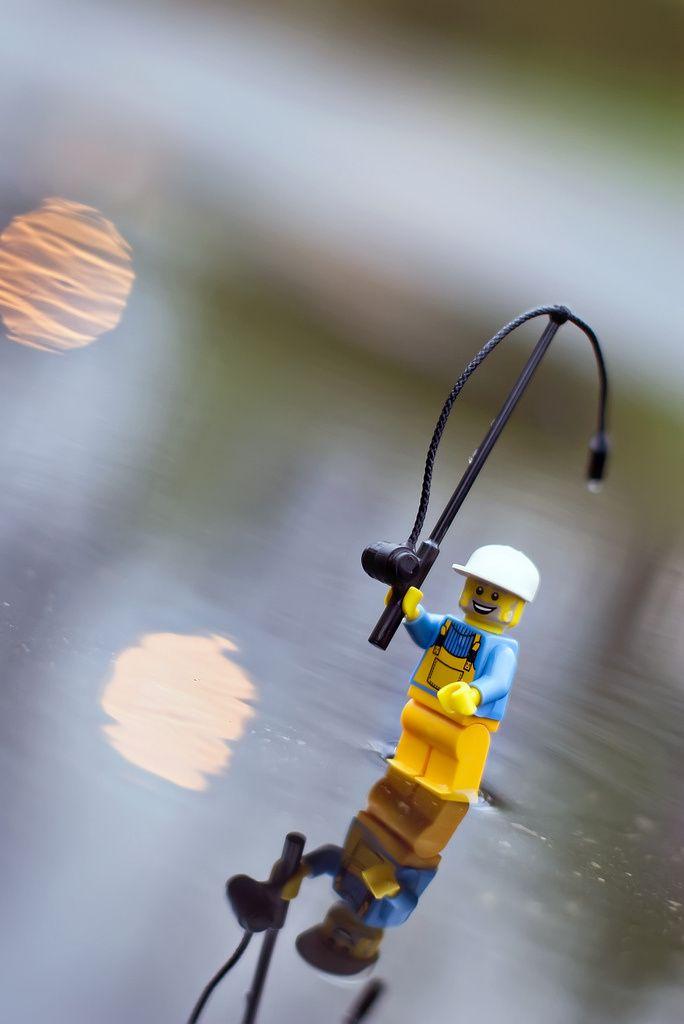 Fishing, everyone's doing it. ;)