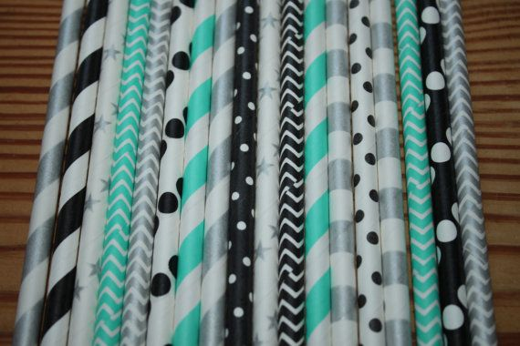 Hey, I found this really awesome Etsy listing at https://www.etsy.com/listing/220413870/30-breakfast-at-tiffanys-party-straws