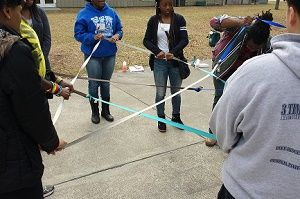 """""""The Star"""" is a great #TeamBuilding activity to discuss communication, leadership and team roles."""
