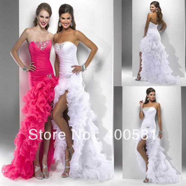 style strapless dress 60th