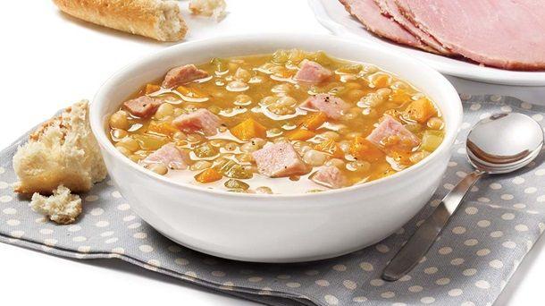 soupe aux pois