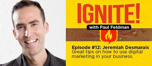 #12: 10X your online marketing, with Jeremiah Desmarais What does digital marketing even mean? On this episode, you'll get the answer – and some great tips on how to use digital marketing in your business – from Jeremiah Desmarais. Jeremiah has helped insurance agents and financial advisors 10X their ... https://freeonlineusers.com