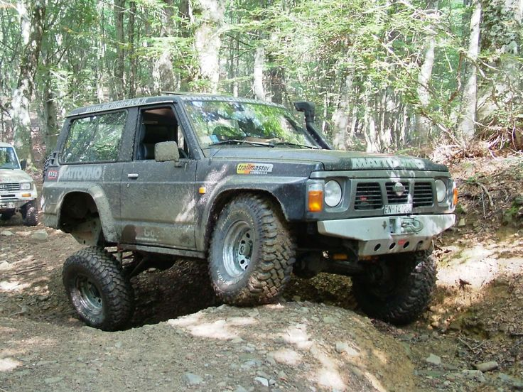 nissan patrol gr lucy rutas 4x4 pinterest 4x4 nissan patrol and photos. Black Bedroom Furniture Sets. Home Design Ideas