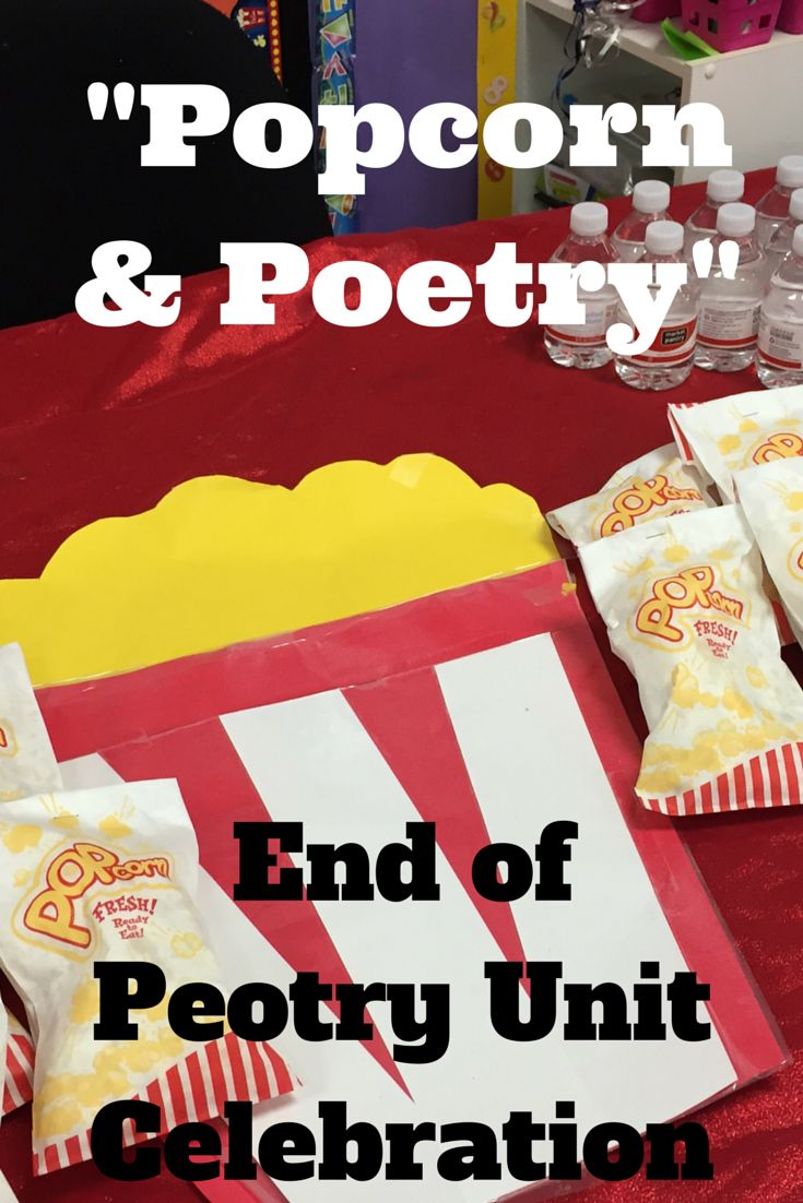 Popcorn & Poetry