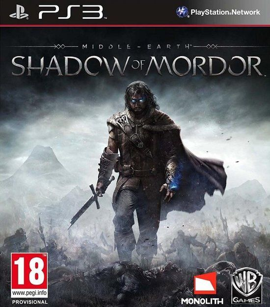Middle-Earth: Shadow Of Mordor - PS3