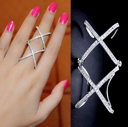 126 best finger rings images on Pinterest