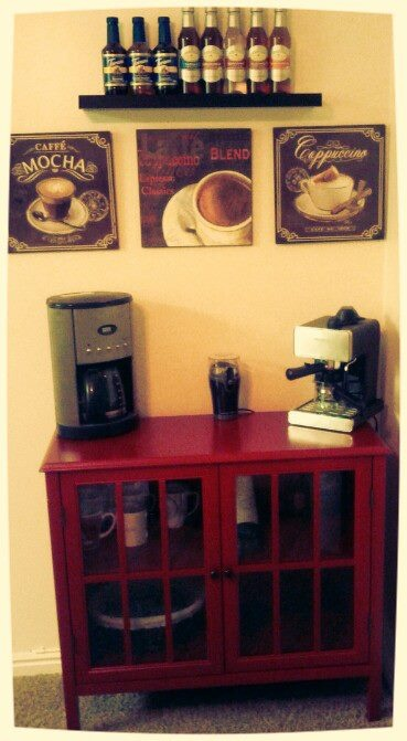 My coffee bar :)
