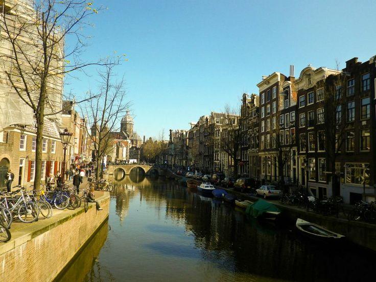 #europa #eurotrip #europe #amsterdam #travel #world #photography #holand #holanda #beautiful #love