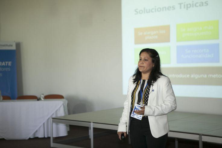 Luz Dary Marín (ESICENTER SINERTIC, Colombia) – Industrializar La Producción De Software en Colombia es Posible