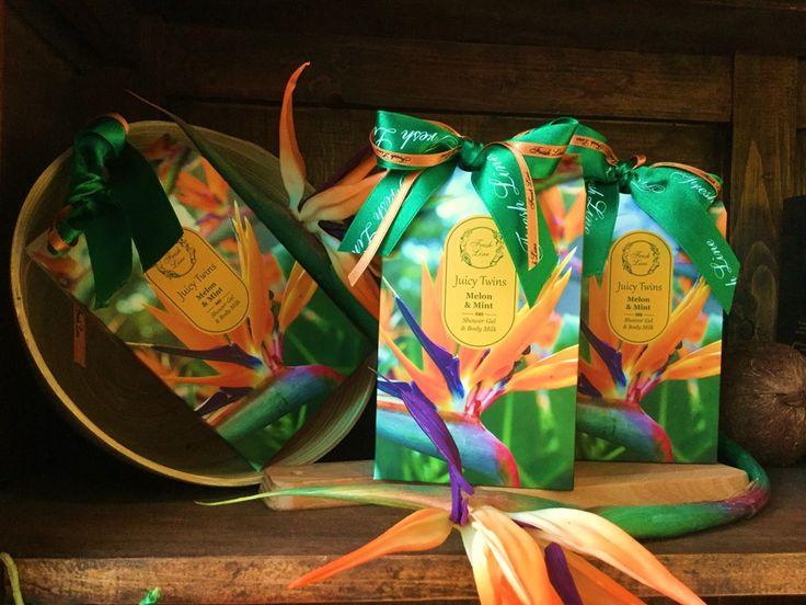 #Fresh #Spring Δροσερό, Aνοιξιάτικο Σετ με άρωμα Πεπόνι & Μέντα #limitededition #Melon & #Mint Αφρόλουτρο 200ml #Melon & #Mint Γαλάκτωμα Σώματος 200ml