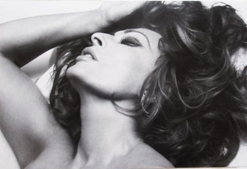 Sophia Loren for 2007 Pirelli Calendar