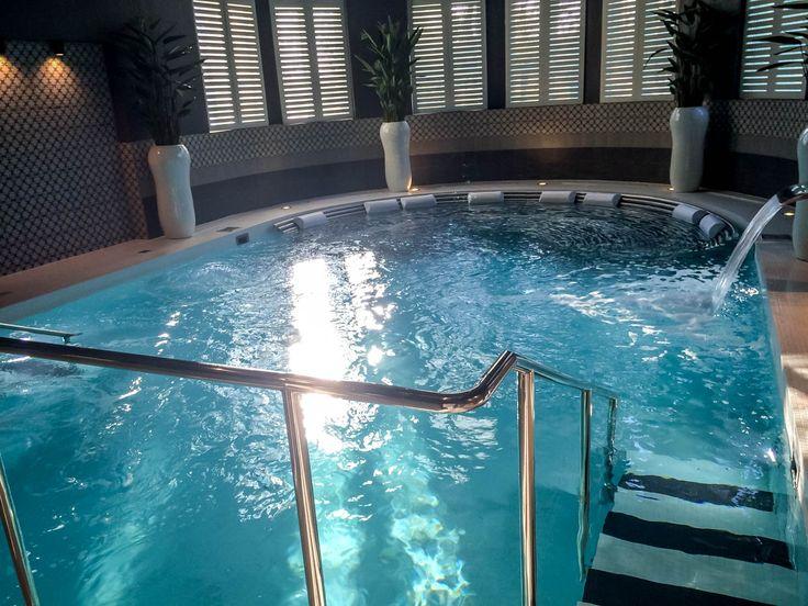 The Hedon Spa & Hotel in Parnu, Estonia