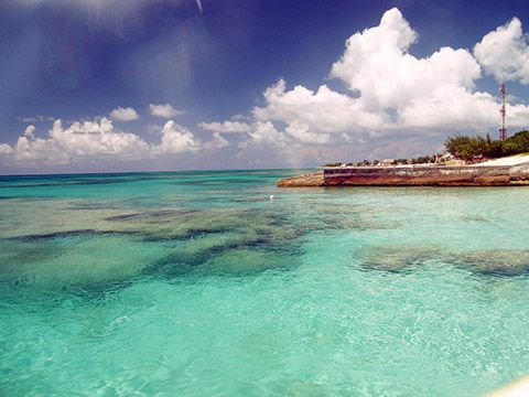 Grand Turk! We needed another day on this island! So much to explore :) Maybe one day we will go back!