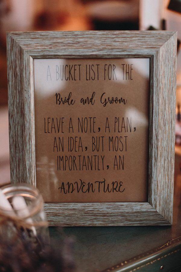 Heartfelt countryside wedding decor | Anni Graham Photography