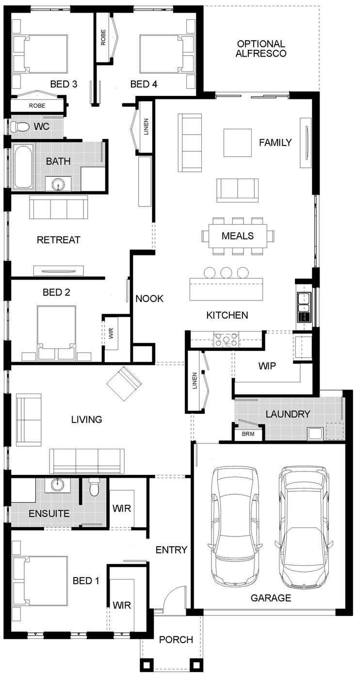 A nice layout!! Austin 1