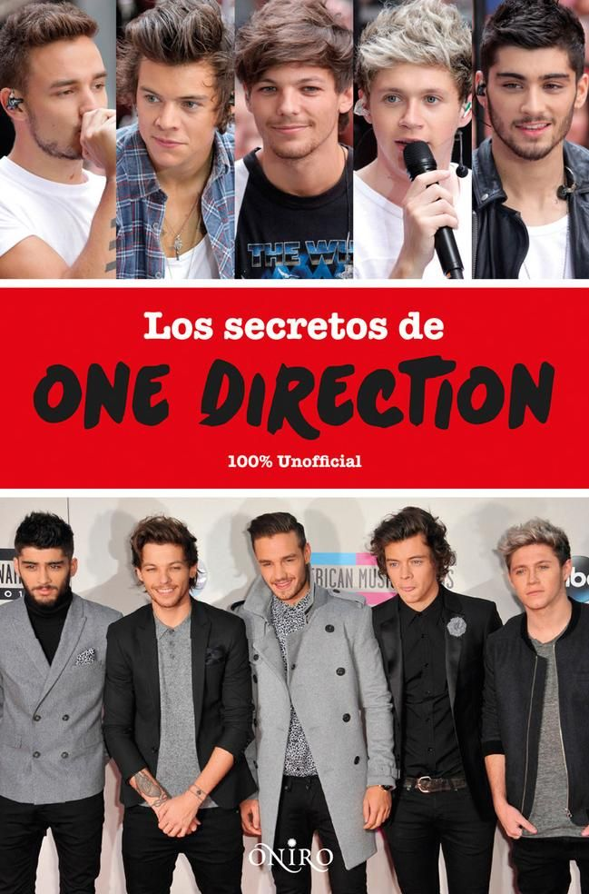 Los secretos de One Direction libro :D