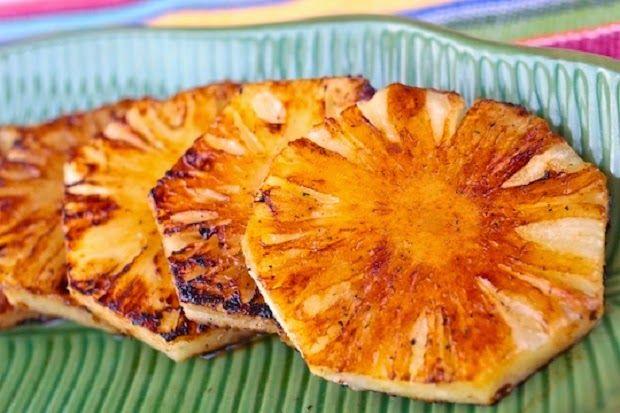 Assado de abacaxi é a sobremesa que ajuda a emagrecer | Cura pela Natureza