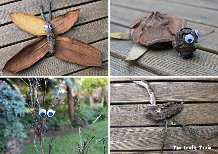 Do you have kids who like to collect natural items whilst out on walks or when visiting the park? Mine do, and if I slow down, carefully look at each item and take the time to appreciate them I can see why. Each seed pod, stick, leaf and stone is unique to itself and amazing in it's own way. Sometimes we'vehad quite a collection built up on the front porch