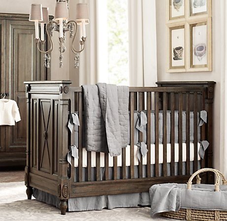 Jourdan Crib Cribs Restoration Hardware Baby Amp Child