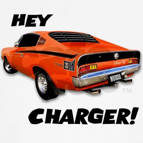 Hey Charger!