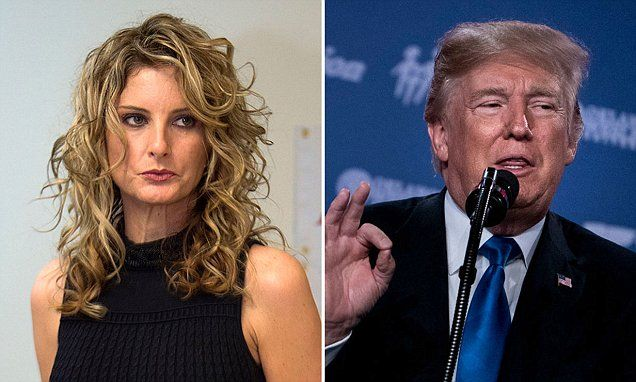 Trump served subpoena by former Apprentice contestant   Daily Mail Online