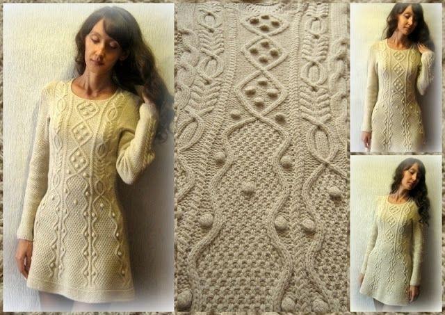"Knitting Stories by Venera: Платье ""Волшебная сказка"""