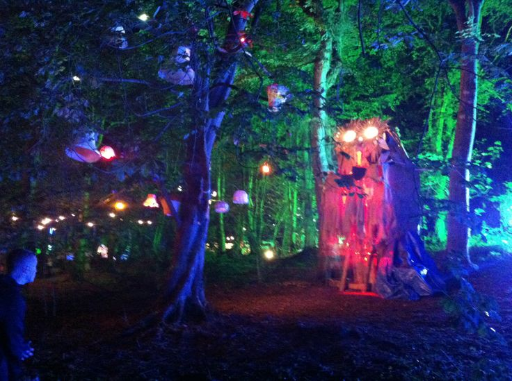 Gottwood. A small festival set in the woods, Gottwood is truly a magical place for underground house. I went last year for it's 4th birthday and already have a ticket for it's 5th. I couldn't recommend this place enough. It is getting more popular now and has won numerous awards. Oh and the anchovy pizzas are a dream.