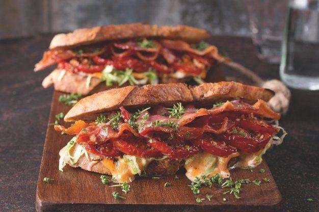 BLT sendvič | Apetitonline.cz