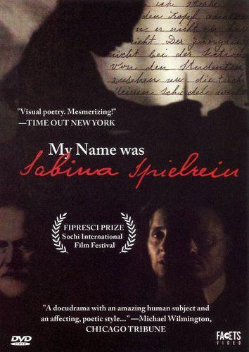 My Name Was Sabina Spielrein [DVD] [2003]